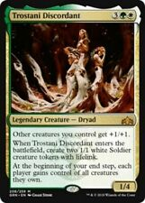 MTG Trostani Discordant Commander Deck EX-NM Magic the Gathering EDH Tokens G/W