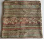 Vintage Turkish Kilim pillow cover (#16)