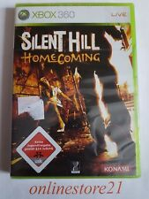 Silent Hill Homecoming Xbox 360 NEU