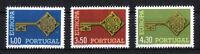 Portugal CEPT Nr. 1051 - 1053 ** postfrisch Europa 1968 MNH