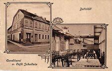 Buttstädt, Conditorei und Cafe Schollain, 1917