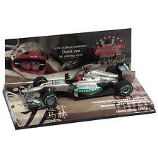 Michael Schumacher Mercedes GP W03 1:43