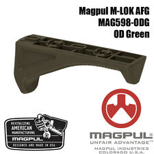 Magpul M-LOK AFG Angled Forward Grip OD Green MAG598-ODG Genuine MLOK Forend