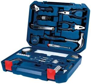 Bosch 108 piece All in One Metal Hand Tool Kit-dwK