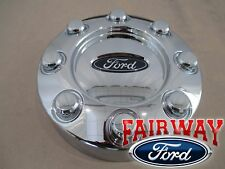 "05 thru 16 Super Duty F250 F350 OEM Ford 17"" 8-Lug Wheel Chrome Cap Cover NEW"