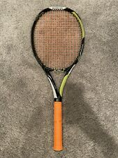 New listing Yonex Ezone AI 100 Tennis Racquet - 4 1/4 Grip Size - Lime Green and Black Color