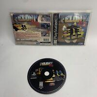 Felony 11-79 (Sony PlayStation 1, 1997) Ps1 Complete CIB Tested