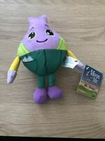 CBeebies Moon and Me - Mr Onion Plush Toy. New With Tags. Playskool. Free Post