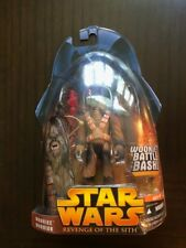 Wookie Warrior Star Wars Hasbro Action Figure MOC Revenge of SITH SNEAK PREVIEW