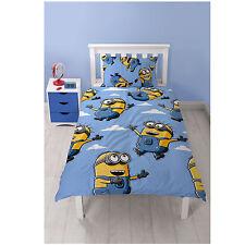 Despicable Me Minions Bello Rotary Reversible Bedding Single Duvet Cover Set