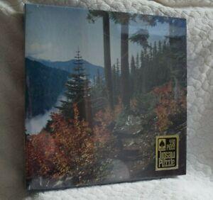 New Hoyle Cascade Trail 550 Piece Puzzle 1985