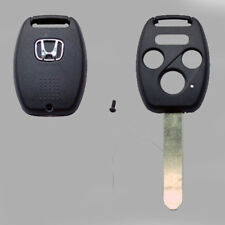 NEW Remote Key Fob Shell Pad Case for 2006 - 2013 Honda WITHOUT chip holder