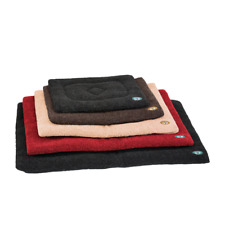 Gor Pets Sherpa Fleece Washable Crate/cage Mat Comfy Bed Various Colours & Sizes