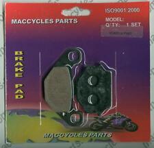 Kawasaki Disc Brake Pads ZX250 ZXR250 1989-1995 Rear (1 set)
