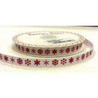 Christmas Ribbon Grosgrain by Berties Bows 64 Designs Listed 1m 2m or 5m