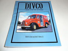 DIVCO A History of the Truck and Company, Damaged, discounted