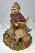 Tom Clark & Tim Wolfe Gnome McNally Riding Turtle #6329 Edition #63 Cairn Studio