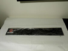 "Bacardi  Beer Rubber Mat Bar Mat 24"" long  X 3 1/2 wide NEW"