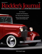 Rodders Journal 71A;Hot RatRod,Gasser, 32 Ford Coupe