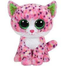 """Ty Sophie Pink Polka Dot  Beanie Boos Stuffed Small  6"""" Plush Toy (New) Licensed"""
