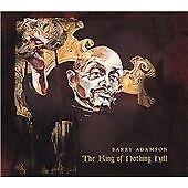BARRY ADAMSON (MAGAZINE) - THE KING OF NOTHING HILL - 2002 MUTE DIGIPAK CD