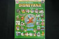 Tomarts Disneyana Guide to pin trading 6th Edition (b14) Softcover Book Disney