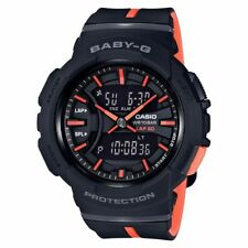 Casio Women's Baby-G Dual Time Runner Sport Watch BGA240L-1A
