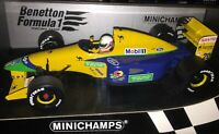 1:18 MINICHAMPS 100920120	F1 BENETTON FORD 1992 B191B BRUNDLE