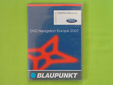DVD NAVIGATION SOFTWARE FORD EUROPA 2007 NX FOCUS KUGA GALAXY MONDEO C-MAX S-MAX