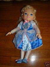 Disney Princess Little Cinderella Doll
