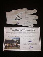 Bart Bryant Game Used Signed Autographed Pga Footjoy Golf Glove-Coa-Proof