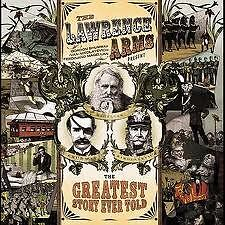 LAWRENCE ARMS- THE GREATEST STORY EVER TOLD. CD.