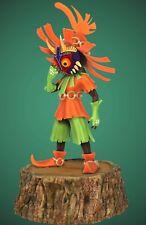 Rare First 4 Figures Zelda Skull Kid Statue