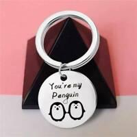 Time Keychain Keyring Jewelry Charm Holder Chic Pendants Personalized Trinket Q