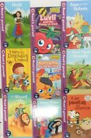 Read it Yourself with Ladybird Level 4,9 Books Collection Brand New OLD Version