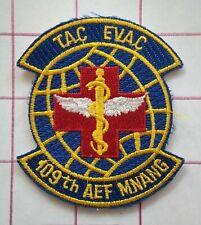 Air Force USAF patch 109th Aeromedical Evacuation Flight