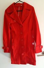LADIES RED JACKET by WISH size 8