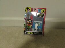 Teen Titans Go! Robin Figure with Detective Desk Dc Comics Jazwares