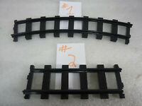 """Lionel Polar Express """"G"""" Scale Replacement Tracks Curved / Straight"""
