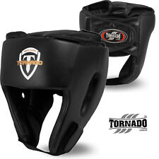 Boxing Head Guard Helmet Training MMA Face Protector Kick Headgear Martial Art