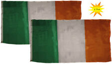 Ireland Flags - Pack of 2 Irish Flags - Perfect for St. Patrick's Day 3'x5' Flag