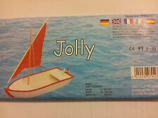 Jolly Segelboot Holzbausatz  Aeronaut 300001