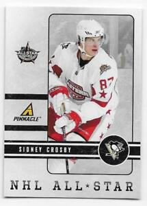 11/12 PANINI PINNACLE ALL-STAR GAME Hockey (#1-9) U-Pick From List