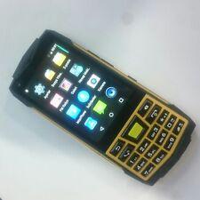 Rugged Waterproof UHF Hardware Walkie Talkie  Smartphone with Number Keypad
