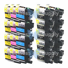 22 PACK New Chip LC103XL 101 Ink Cartridge for Brother MFC-J650DW MFC-J870DW