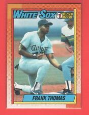 1990 Topps Frank Thomas #414 Rookie Baseball Card RC HOF