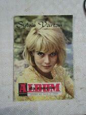 1964 Kim Novak Cover Japan Vintage Magazine Sharon Hugueny Sylvie Vartan Other Movie Memorabilia