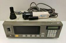 Konica Minolta Ca-210 Color Analyzer w/ Ca-Pu12/15 Measuring Probe