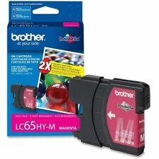 NO BOX NEW Brother LC65HYM Original Ink Cartridge