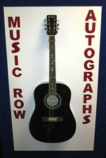 HUNTER HAYES Signed Autograph Acoustic Guitar Country Music